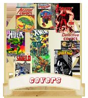 Best of Comics: Covers